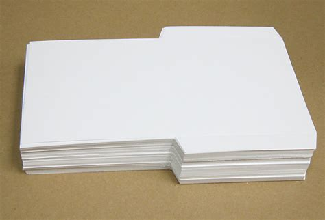 card cd sleeves template flat white cardboard sleeves for cd dvd cd dvd