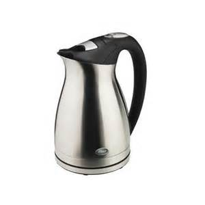 kettle oster 5965 stainless steel 1 1 2 liter electric water