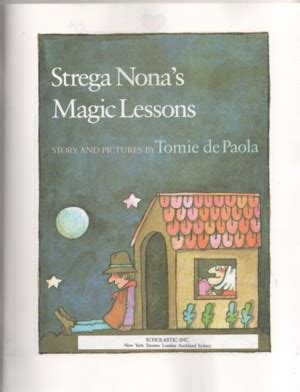 strega nona s magic lessons a strega nona book books kathleenw deady children s author golden books