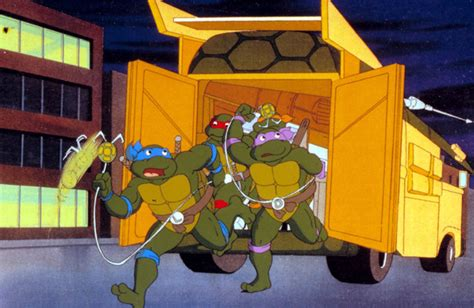 film ninja cartoon teenage mutant ninja turtles kevin eastman the fans