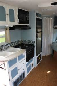 camper renovations travel trailer renovation forest river wildcat gets an
