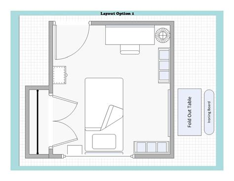 craft room floor plans designing life e design in a nutshell