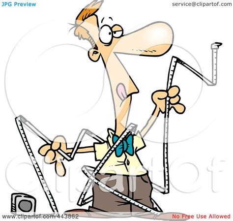 royalty free rf clip art illustration of a cartoon man