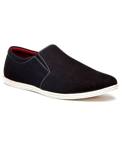 black canvas shoes for krafter black canvas shoe shoes price in india buy