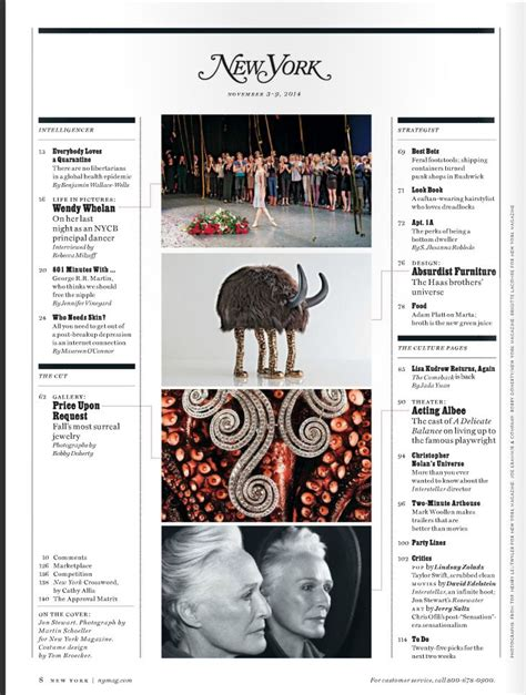 magazine layout hierarchy 17 best images about publications table of contents on