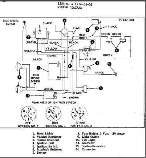 Bobcat Wire Diagram Wiring Diagram