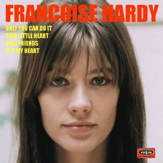 francoise hardy only you can do it sixties revisited francoise hardy francoise hardy 1966 ep