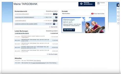 Bank Of Montreal Letter Of Credit Targobank Banking Musterdepot Er 246 Ffnen