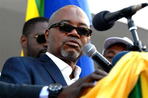 André Mba Obame 2014 by Gabon Heurts 224 Libreville Apr 232 S L Annonce Du D 233 C 232 S D