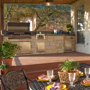 Tuscan Kitchen Islands customized outdoor kitchen design ideas archadeck