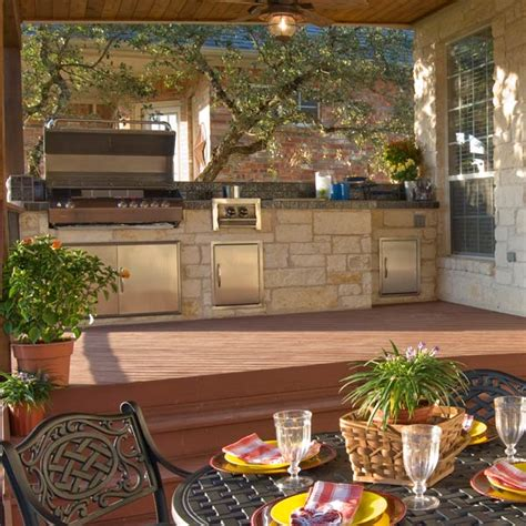outdoor kitchen design ideas customized outdoor kitchen design ideas archadeck