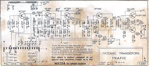 transistor radio schematic diagram transistor radio circuit 28 images useful components