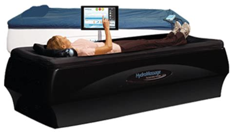 hydrotherapy bed hydromassage bed water massage beds massage therapy