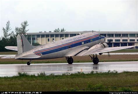 n15ma douglas dc 3 florida air cargo stephen b aranha jetphotos