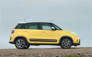 Fiat 500l Trekking Fiat 500l Trekking 2014 Widescreen Car Image 22 Of