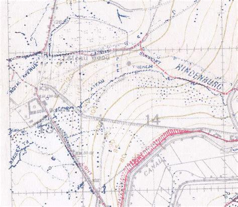 the hindenburg line 1918 the hindenburg line