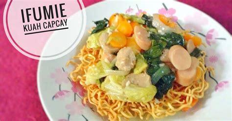 resep ifumie enak  sederhana cookpad