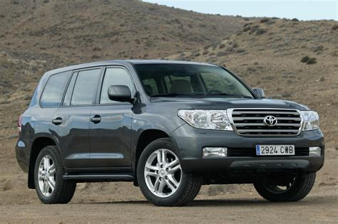 2008 toyota land cruiser 2008 toyota land cruiser v8 picture 219422 car review