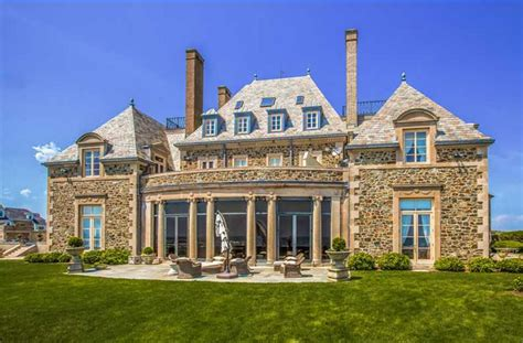 seafair a historic 19 million waterfront estate in