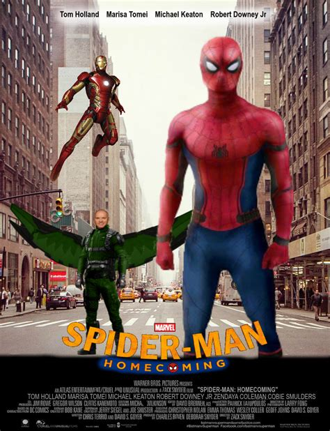 film streaming spider man homecoming now showing