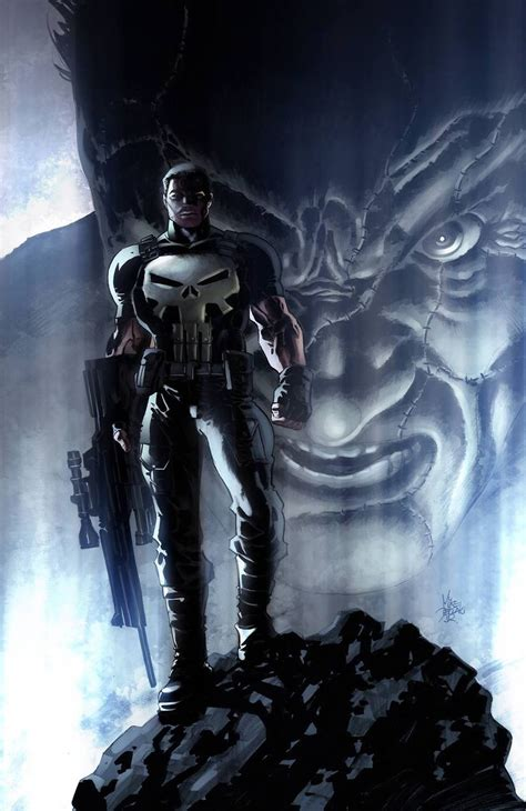 marvel jigsaw 17 best images about the punisher on artworks