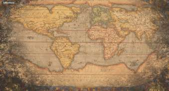 Vintage World Maps by Picture Framing Blog A Good Frame Of Mind Palladio An