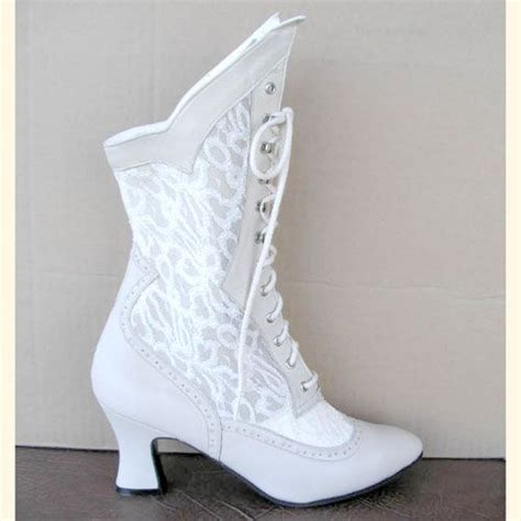 White Wedding Boots by Image Detail For White Wedding Boots Bridal