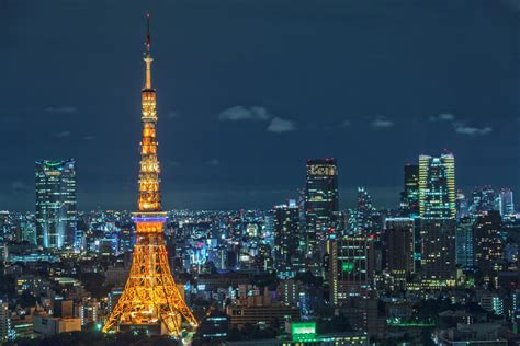 toyko one where is the best place to see tokyo tower jw web magazine