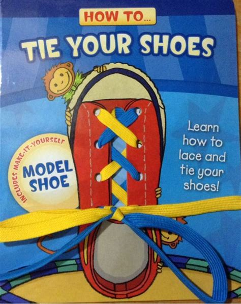 shoe book how to tie your shoes book style guru fashion glitz style unplugged