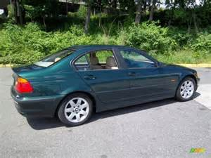 fern green metallic 1999 bmw 3 series 323i sedan exterior