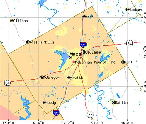 map of mclennan county texas opinions on mclennan county texas