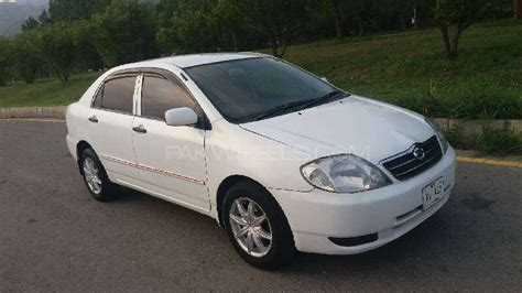 how to sell used cars 2002 toyota corolla electronic throttle control toyota corolla 2 0d 2002 for sale in islamabad pakwheels