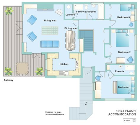 House Floor Plan Layouts by Layout Plans Estuary House