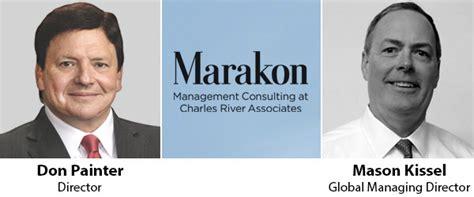 Marakon Mba by Mckinsey Partner Don Painter Joins Marakon In Us