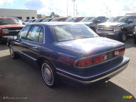 1995 adriatic blue metallic buick lesabre custom 38549036