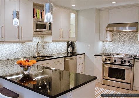 Kitchen Countertops And Backsplash black countertop backsplash ideas backsplash com