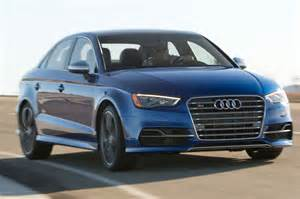 Audi S3 2015 2015 Audi S3 Front Three Quarter View In Motion 2 Photo 9