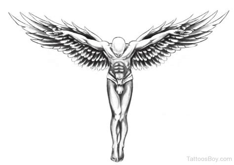guardian angel tattoos designs guardian tattoos designs pictures