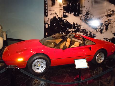 Thomas Magnum Ferrari by Hollywood Movie Costumes And Props 1982 Ferrari Used In