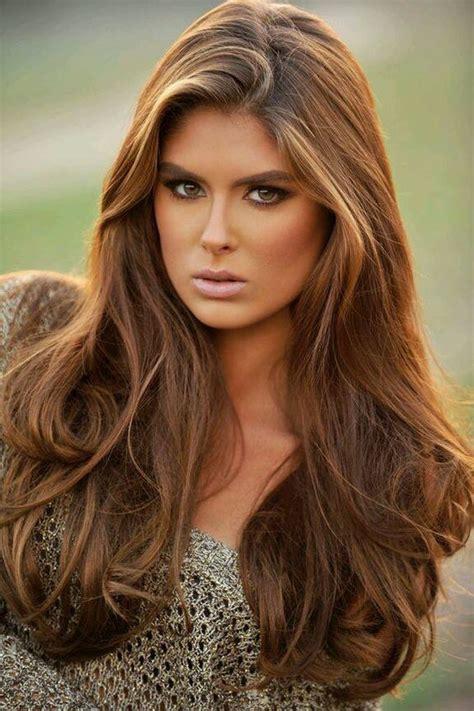 tinte de cabello para morenas 10 tonos de cabello ideales para morenas