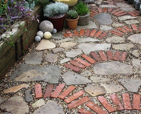 Recycled Pavers Landscaping Landscaping Ideas Recycled Patio Pavers