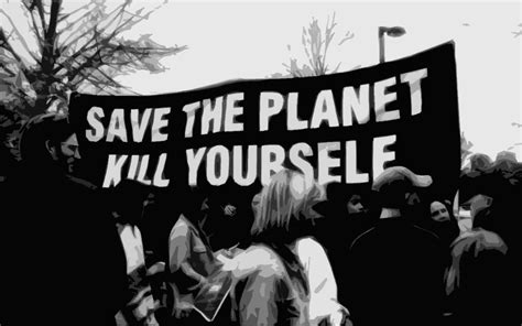 Yourself The Planet by Save The Planet Kill Yourself Cbk Citizen