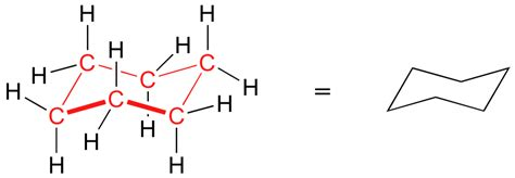 Chair Conformation by Section 3 2 Conformations Of Cyclic Organic Molecules