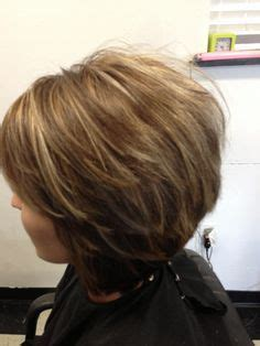 stacked swing bob haircut pictures pin by glammy bee on beauty tresses pinterest