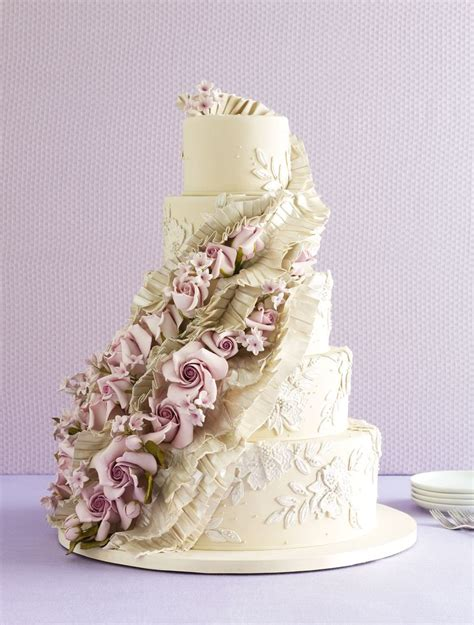 Show Me Pictures Of Wedding Cakes by 25 Prettiest Wedding Cakes We Ve Seen
