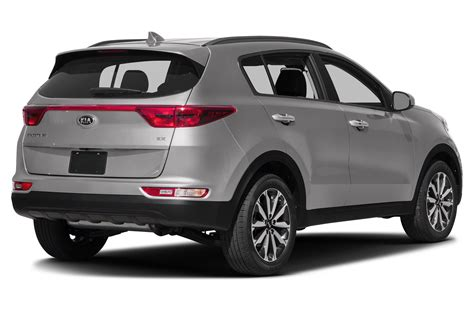 Kia Sportage 4 New 2017 Kia Sportage Price Photos Reviews Safety