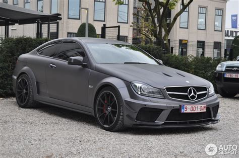 2014 mercedes c63 amg black series mercedes c 63 amg coup 233 black series 13 avril 2014
