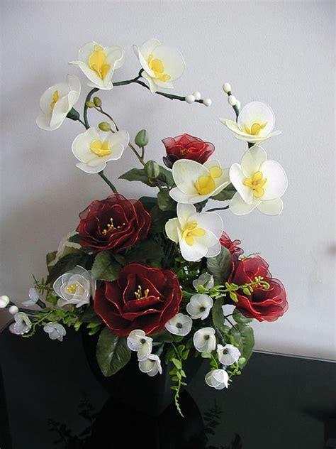 Handmade Flower Arrangements - handmade flower arrangement por liyunflora en etsy