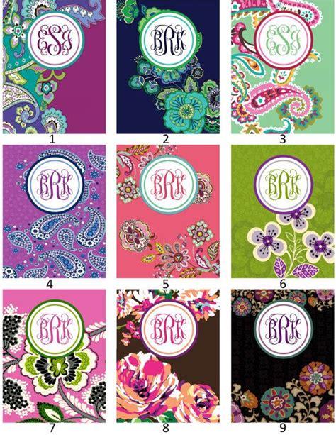 vera bradley printable binder covers new patterns one personalized vera bradley inspired binder