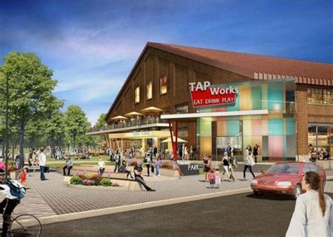 Arsenal Yards Stores | transformation of watertown s arsenal yards century 21